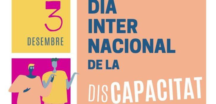 La FEPCCAT participarà en els actes del Dia Internacional de les Persones amb Discapacitat que tindran lloc a Lleida