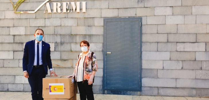 La FEPCCAT reparteix 7.000 mascaretes higièniques procedents del Govern de l'Estat entre les seves entitats membres