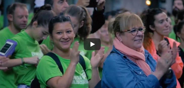 """Vídeo-resum de la 8a cursa """"En marxa per la paràlisi cerebral"""""""