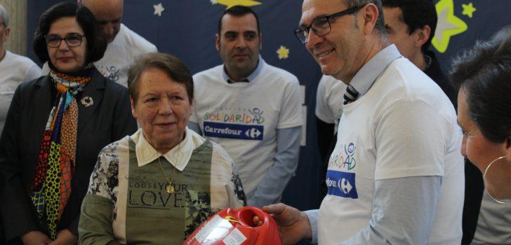 La Fundación Solidaridad Carrefour dona equips de càrdio-protecció a la FEPCCAT per protegir els infants i joves amb paràlisi cerebral de Catalunya