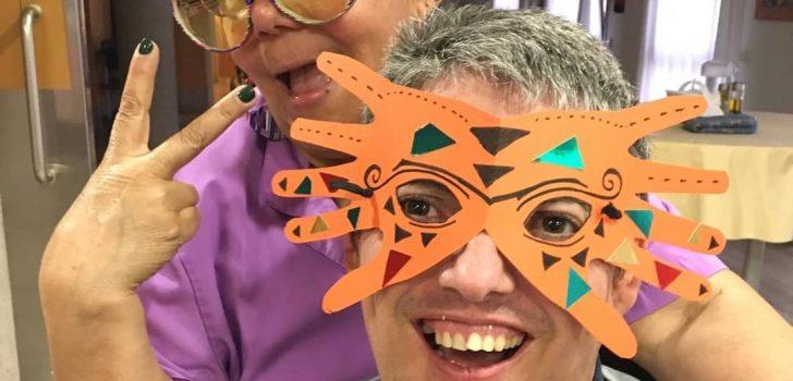 Les persones amb paràlisi cerebral i discapacitats similars revolucionen les entitats amb la celebració del Carnaval
