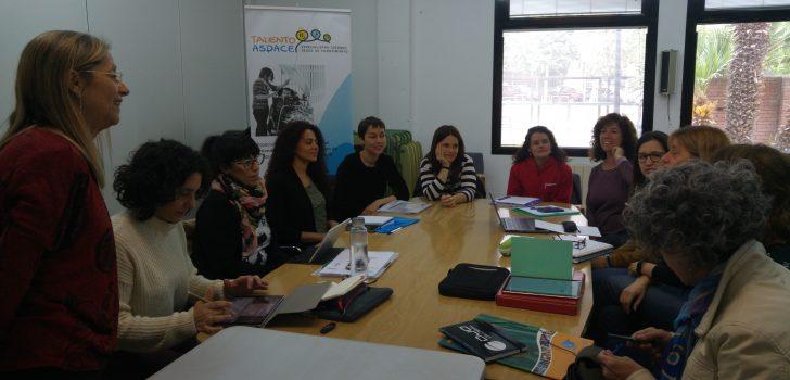 La FEPCCAT reedita els tres grups de treball dins el projecte Talento ASPACE 2020 de Confederación ASPACE