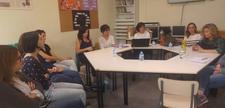 La Fundació Prodis de Terrassa acull els grups d'Alimentació i Deglució i de Tractaments i Teràpies del projecte Talento ASPACE