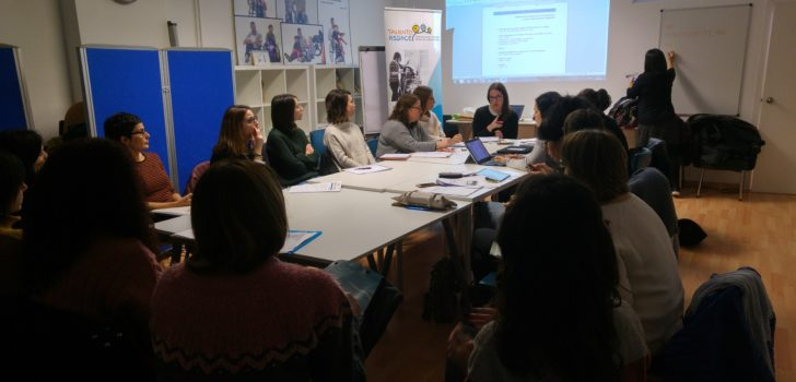 El Talento ASPACE 2020 arrenca amb una reunió conjunta dels tres grups de treball que coordina la FEPCCAT