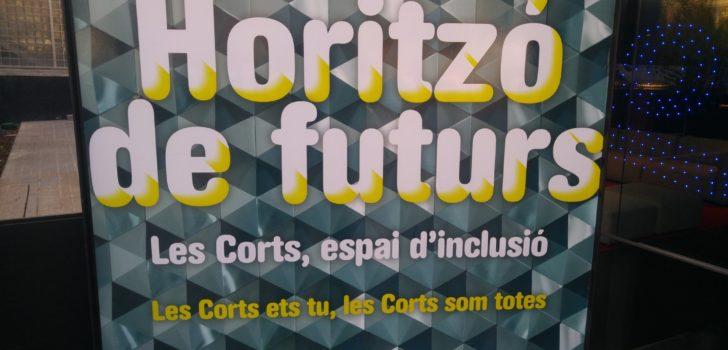 """La FEPCCAT presenta la cursa solidària """"En marxa per la paràlisi cerebral"""" a l'Espai d'Inclusió 20+20+20 del Districte de Les Corts"""