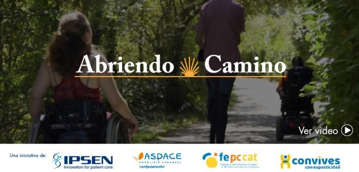 Confederación ASPACE, FEPCCAT, Convives con Espasticidad i Ipsen presenten el curt documental 'Abriendo camino'